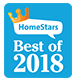 Best of HomeStars 2018